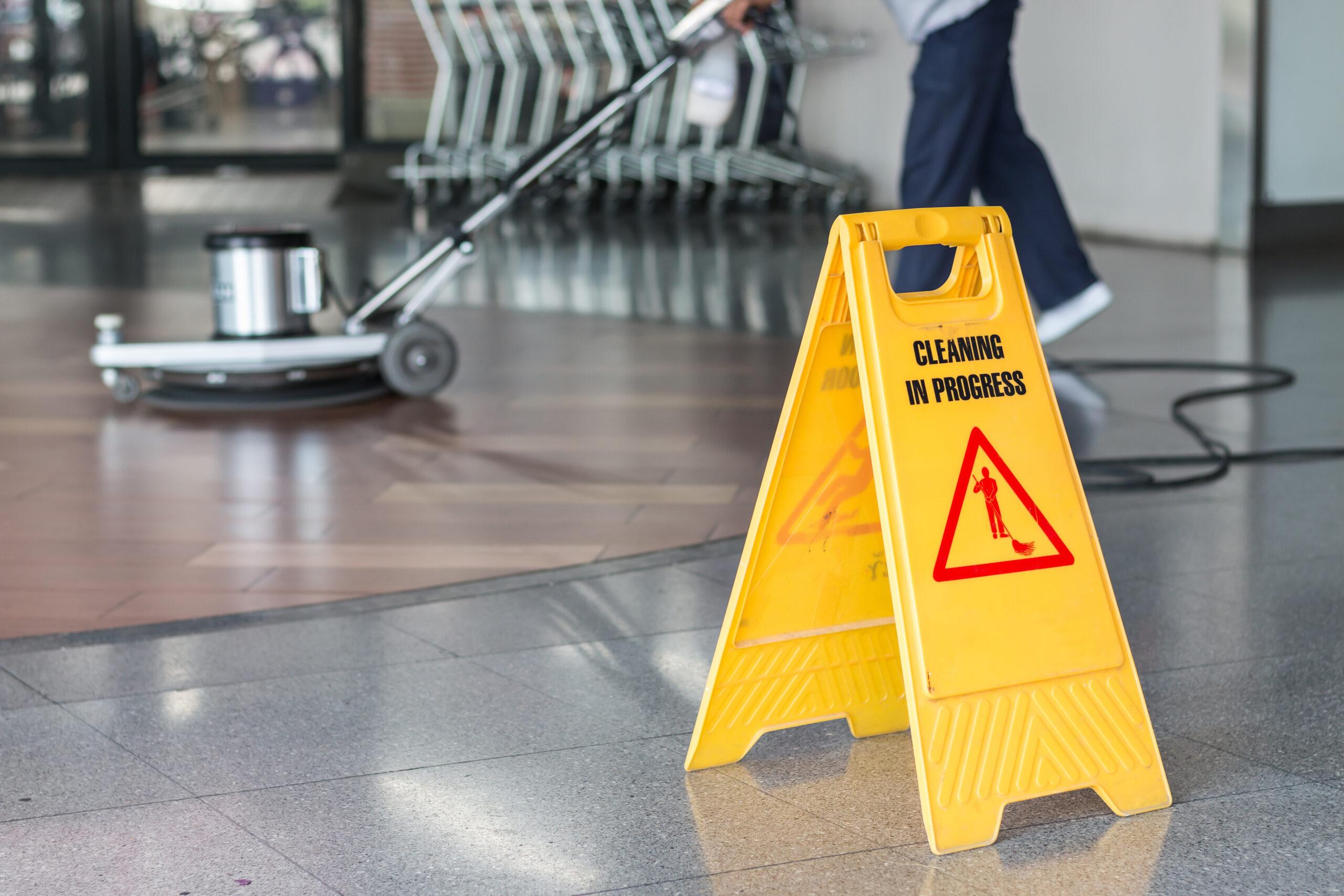 Υπηρεσίες καθαρισμού κτιρίων